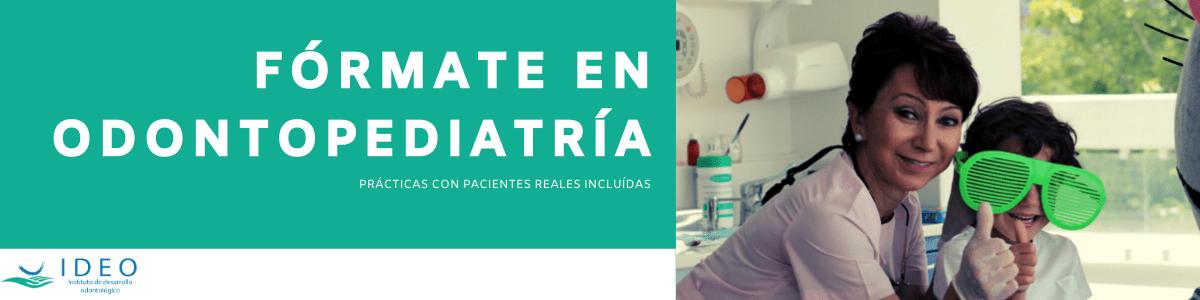 curso especializacion odontopediatria