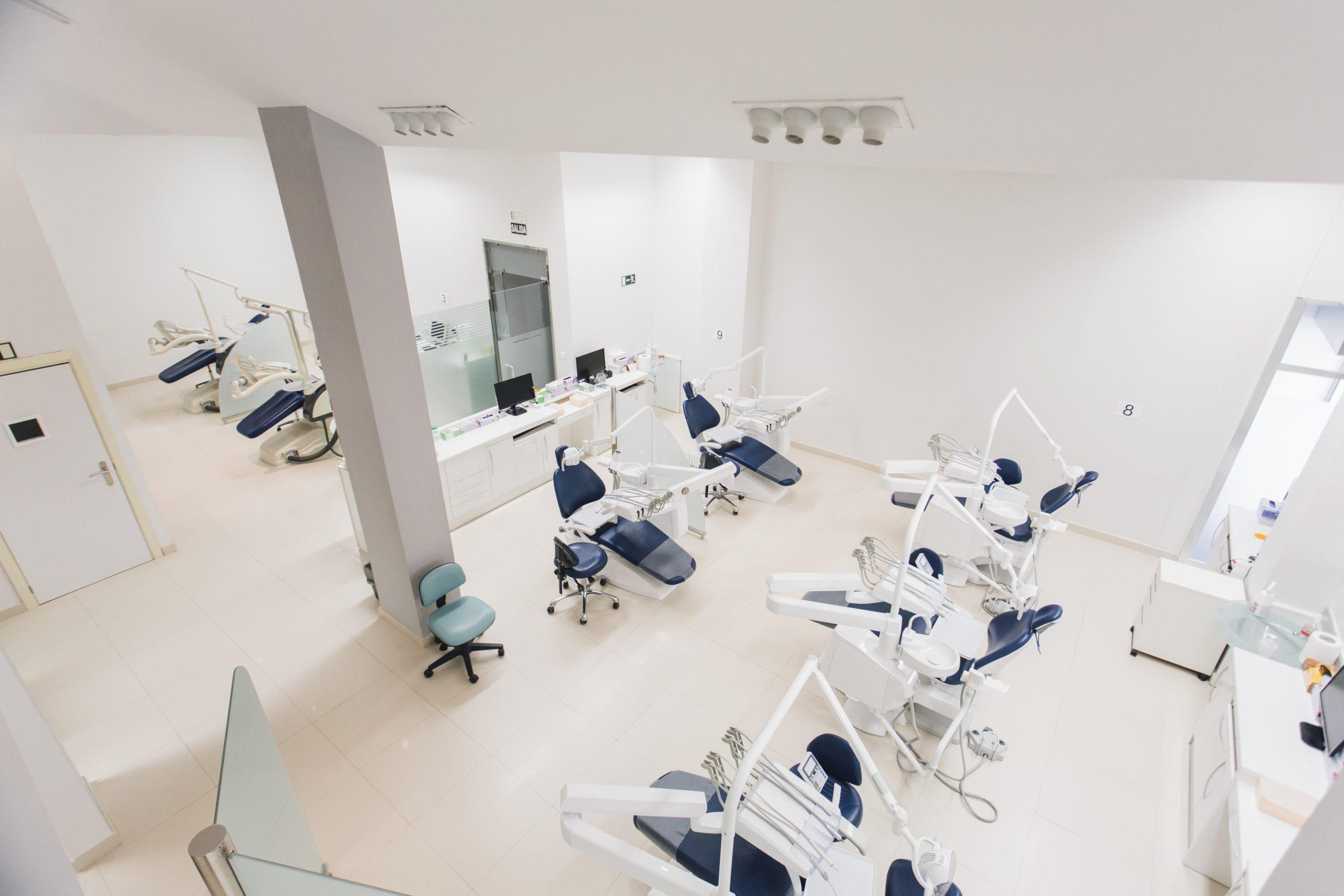 Instalaciones formación odontología