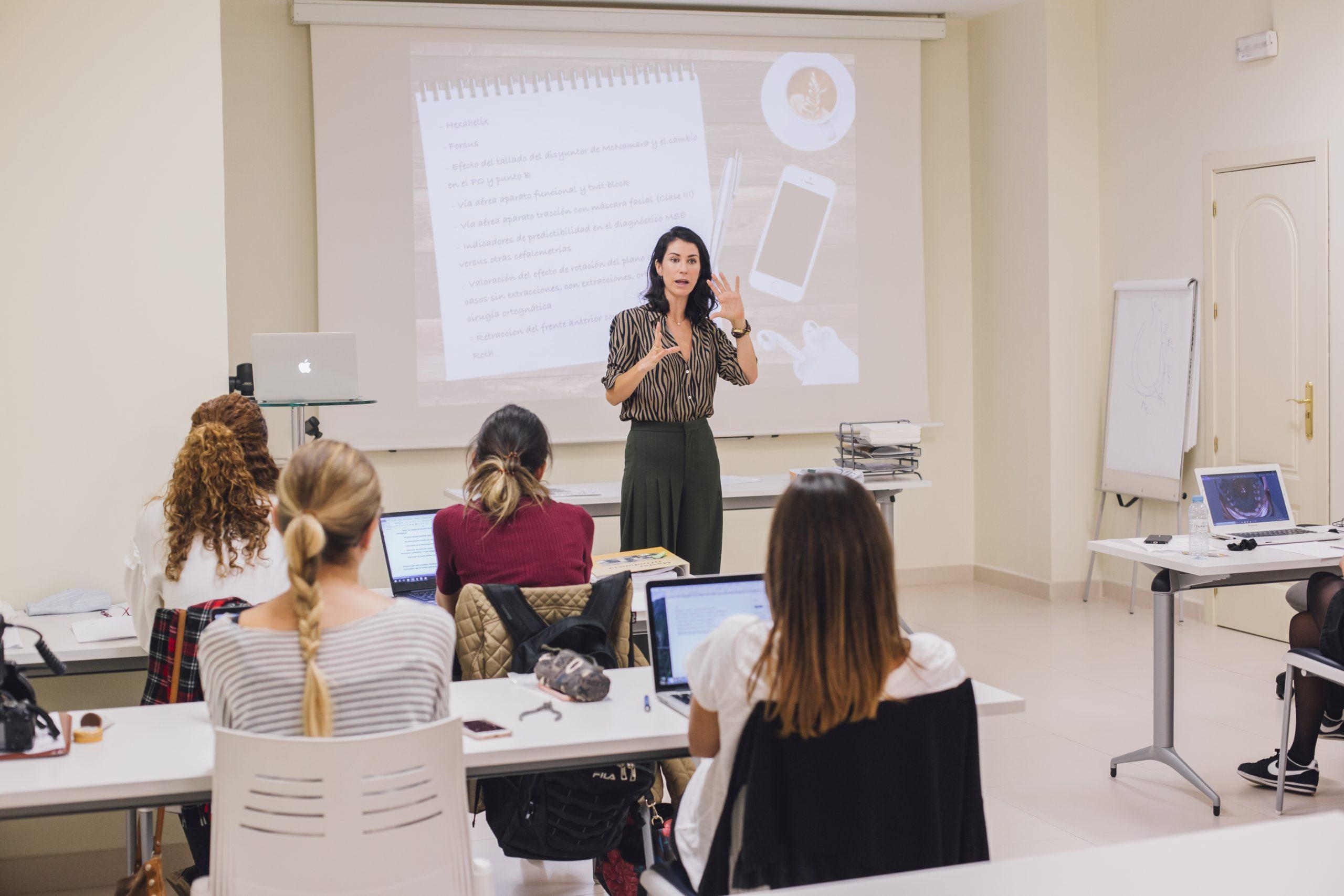 Grupos formación odontología IDEO