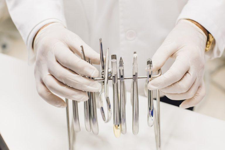 Material formación odontología