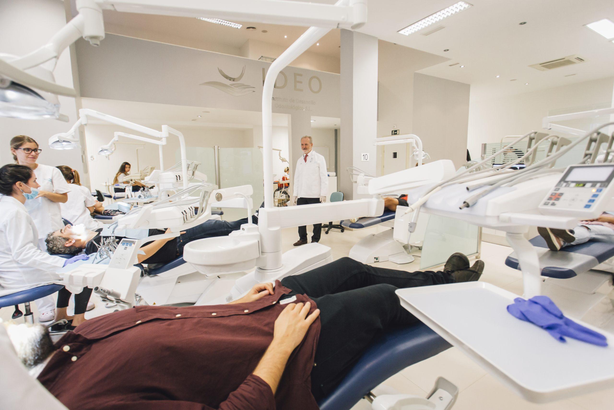 Instalaciones odontología Instituto IDEO