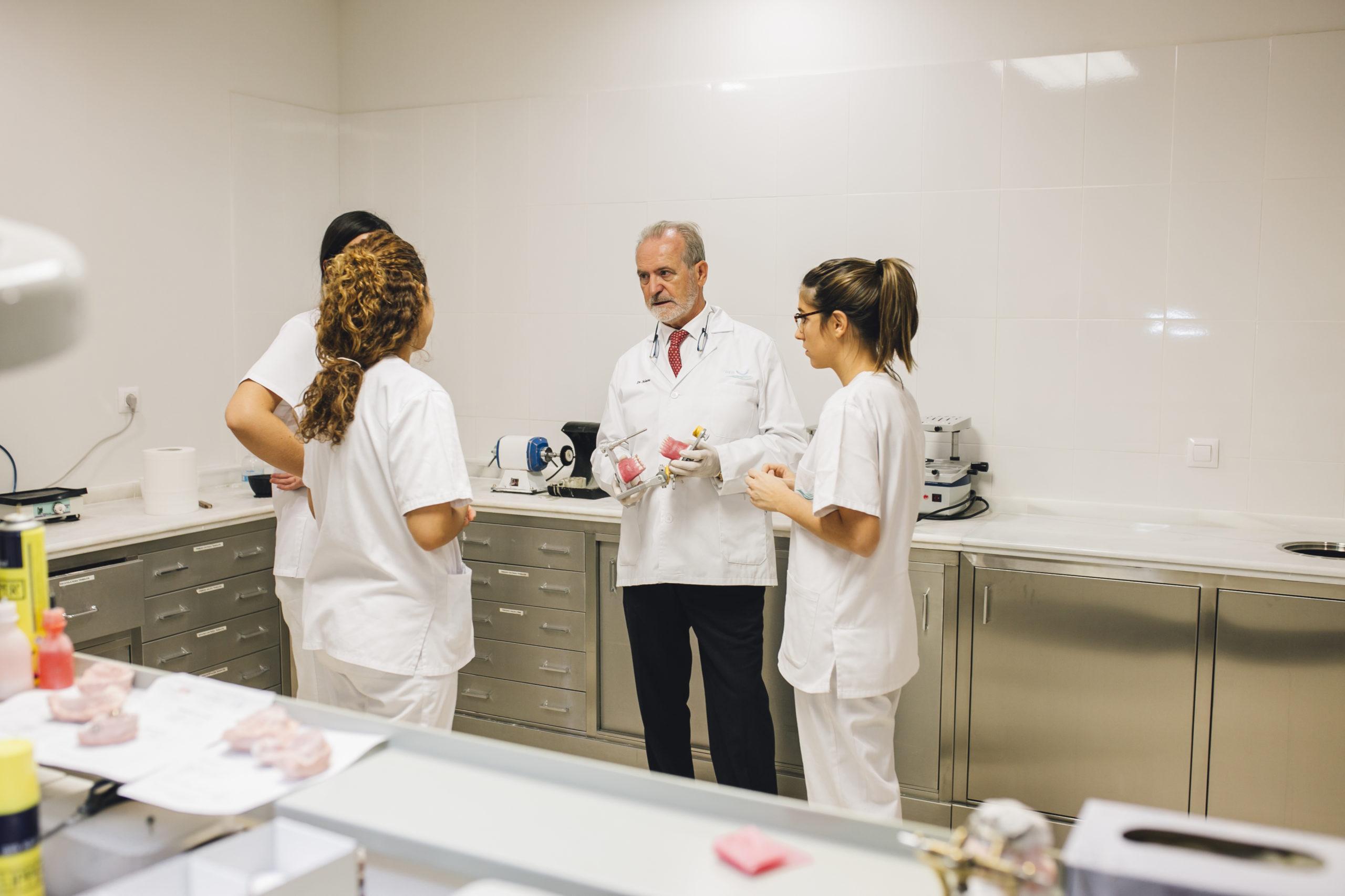 Máster odontología y ortopedia dentofacial