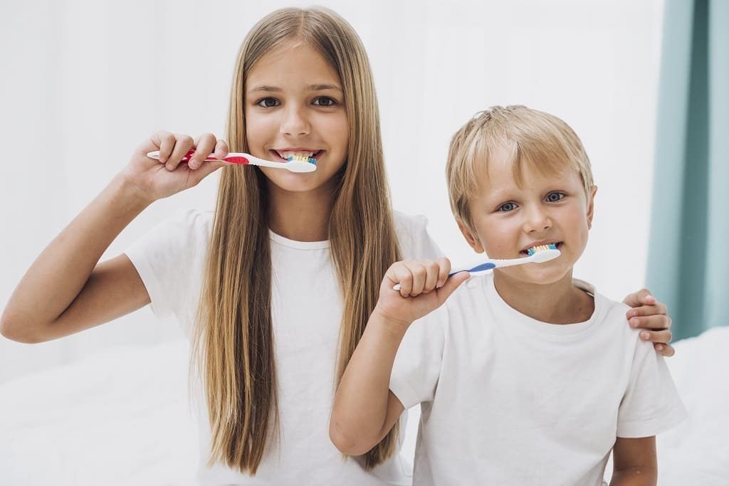 ¿Sabes aconsejar a los padres sobre las pastas dentales que deben usar sus hijos?