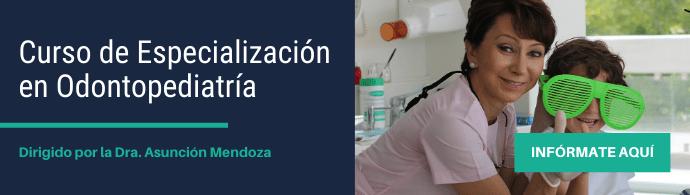 Curso de especialización en odontopediatría