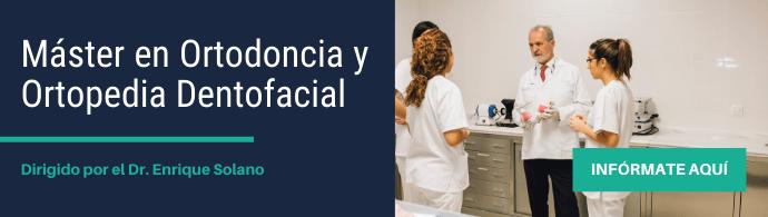 Máster en ortodoncia y ortopedia dentofacial