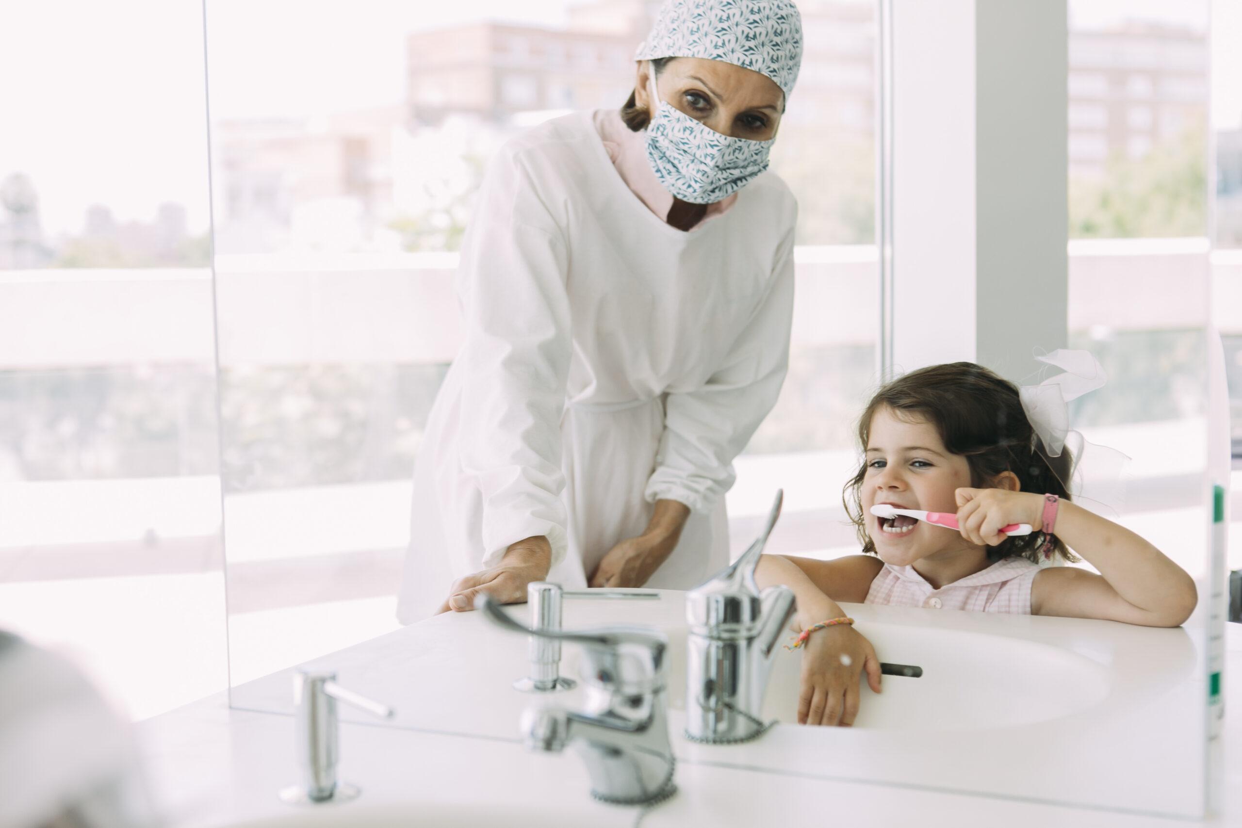 Curso de Especialización en Odontopediatría Clínica